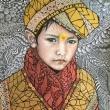 Bambino-indiano-Arena
