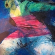 Antonio-Baldassarra_Il-grido_acrilico-tela_100x70_anno-2013_€4003