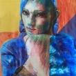 antoniobaldassarra-donna-orientale-anno-2012-acril-tela-50-x70-cm-Prix-3400-euro