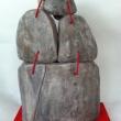 Nuraghe-1-L.B.-terracotta-dipinta-ferro-dipinto-2014-04-14-19.51.36