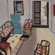 interno-1994-acrilico-su-tela