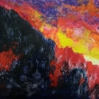 Il-mio-Inferno-tecnica-mista-su-tela-42x30