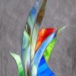 26-Il-Fiore-tecnica-mista-cemento-e-vetro-2013-cm-37x72