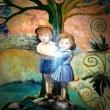 20acrilico-su-tela120x802019childrens-in-the-garden