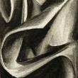 PANNEGGIO-III-Grafite-su-Cartoncino-17x5cm