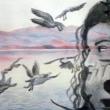 autoritratto-stilizzato-acquerello-su-carta-20x30-2016