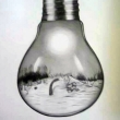 paesaggio-surreale-matita-su-carta-50x70-2005