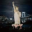statua-della-libertà-olio-su-tela-100x100-2011