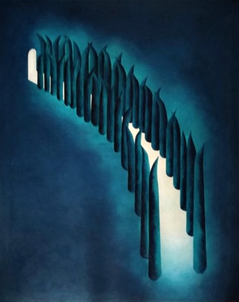 la-via-della-luce-acrilico-su-tela-80x100
