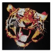 Angry-Tiger-28800-Crystals-from-Swarovski®-su-plexiglass-80x80-cm.-2015