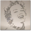 Marylin-Grey-3300-Crystals-from-Swarovski®-su-acciaio-50x50-cm.-2012