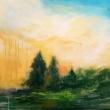 Foresta-50x50-acrilico-su-tela-2019