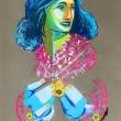 La-dama-con-tortellini-tecnica-mista-su-carta-2020-45x65-copia