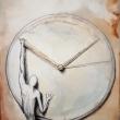 Il-Tempo-sulla-Materia-acrilico-su-tela-100x70-con-tecnica-mista