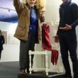 Con José Van Roy Dalì - Biennale di Palermo