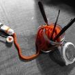"""""""Homemade-orange-juice""""-installazione-artistica-"""