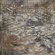 TERRA RUVIDA - 2017, terra cruda su tela, 100x130cm