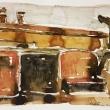 Forgotten-places-inchiostro-e-caffè-su-carta-23x305cm-2019