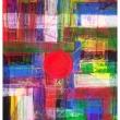 MUTAZIONI-POSSIBILI-Acrilico-su-tela-50x70