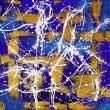 Titolo: Purità Tecnica: acrilico,smalto Dimensioni: 50x50x2 cm Supporto: tela di cotone Data: 18/04/2021