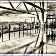 Vista del Beaubourg Parigi