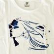 T-Shirt-Viso - Silvana Mellacina