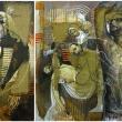 Constantin-Migliorini_-birth-and-rebirth_2018_-cm-118x158_oil-and-acrylic-on-canvas-and-jute-