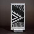 DOMINOS-2019-n°-004-incisione-su-granito-Neroassoluto-75x14cm-2019