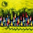 Tiallas-acrilico-su-tovaglia-plastificata-citta-di-notte-con-luna-150x92cm-2018-copia
