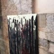 in-Galleria-senza-titolo-120x100-su-tela-colori-acrilici