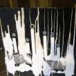 senza-titolo-100x100-su-legno-colori-acrilici-bitume-acciaio