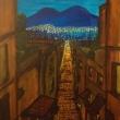 Una-finestra-sul-Vesuvio-Acrilico-su-tela-50x70