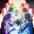 Il-complesso-di-colpa-2015-olio-su-tela-cm-100x150-Giuseppe-Perrone