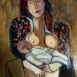 Maternità-40x50-anno-2013
