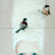 """Arwen""-60x30-cm-olio-e-acrilico-su-tavola"
