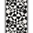 Goldena-abstraction-tecnica-mista-42x59-cm