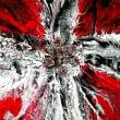 06_Umbrella-Corporation-acrilico-su-legno-con-inserti-in-resina-25-x-25-