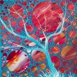 17_Noisy-Pink-Bubbles-acrilico-su-tela-20-x-20