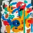 Accade-sul-lago-2014-olio-su-tela-cm-62-x-41