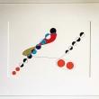 AUTORITRATTO - Penna e pennarelli su carta cotone, 31x23cm