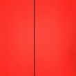 IN LINEA - Pennarello su cartoncino colorato, 32x24cm