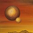 Sunset-on-Mars-60x80