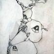 wadj-grafite-su-encausto-cm-40-x-63