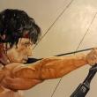 Acrilico-40x60-scocca-la-freccia